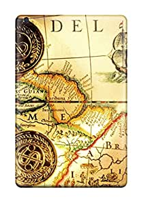 Nicholas D. Meriwether's Shop Best Snap On Hard Case Cover Map Protector For Ipad Mini 3 4678543K24108508