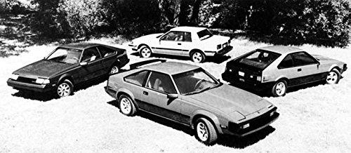 1982 Toyota Celica Supra Liftback Coupe Factory (Liftback Coupe)