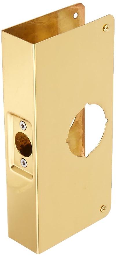 New Life Products 33-652BD3 Lock \u0026 Door Reinforcer 1-3/4 & New Life Products 33-652BD3 Lock \u0026 Door Reinforcer 1-3/4-Inch ...