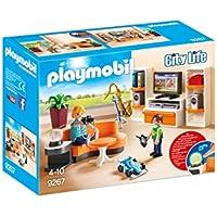 PLAYMOBIL® Living Room Set Building Set