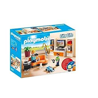 PLAYMOBIL Living Room Set Building Set