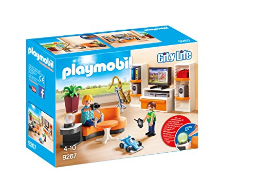 PLAYMOBIL® Living Room Set Building ()