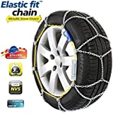 Michelin 008260 Chaines à Neige Elastic Fit