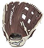 Mizuno GFN1250B3 Franchise Series Outfield Baseball Gloves, 12.5', Right Hand Throw