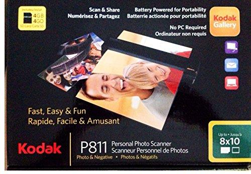 Kodak P811BK 8x10 Personal