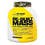 GNC Beyond Raw Re-Built Mass, Cookies and Cream, 6 lb by gnc beyond raw