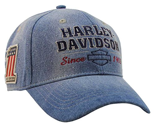 Harley Davidson Glory Washed Baseball BCC14928