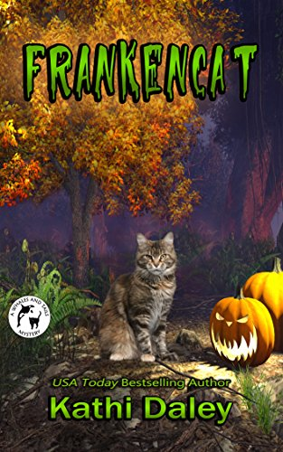 Frankencat (Whales and Tails Cozy Mystery Book 13) -
