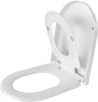 WC Sitz Family Toilettendeckel Toilettensitz Abnehmbar Kindersitz Absenkautomati