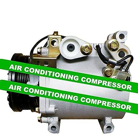 GOWE compresor de aire acondicionado para msc090 C Compresor De Aire Acondicionado para Coche Mirage 1.5L 2000 2001 2002 78483 GPD 6511657 uac10596t: ...