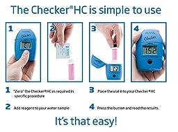 Hanna Marine Alkalinity (dKH) Checker® HC - HI772