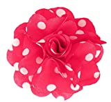 Men's Lapel Flower . Bubblegum Pink