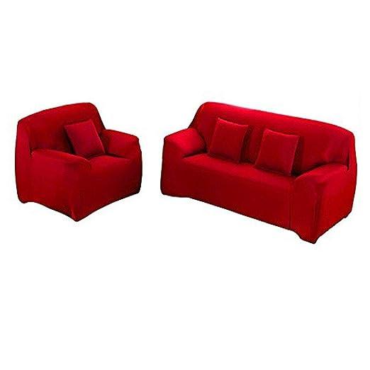 Tiunyeah - Funda Protectora para sofá de 1 2 3 4 plazas ...