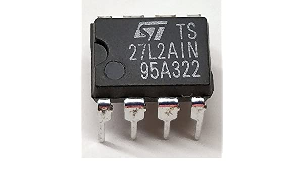 5 pieza ts27l 2ain Precision verylow Power CMOS Dual ...