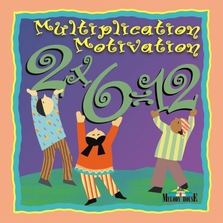 Melody House MH-D14 Multiplication Motivation- CD (Melody House)