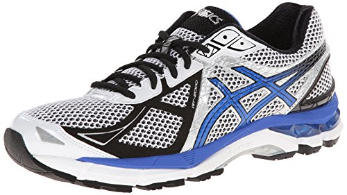 Running Mens Black US cm Shoes 11 28 Color GT Size White Wide 2000 or 3 50 Width Asics Royal 2E Cushioned HaqXtxx