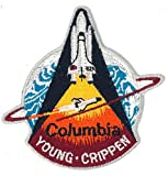 Patch 3 inch - Space Shuttle Columbia STS-1 - NASA