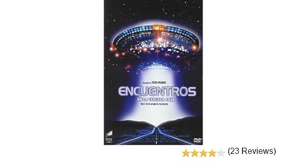 Encuentros en la tercera fase [DVD]: Amazon.es: Richard Dreyfuss, François Truffaut, Melinda Dillon, Teri Garr, Lance Henriksen, Merrill Connally, ...