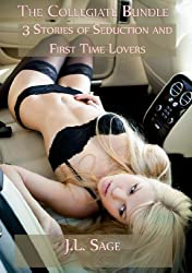 The College Collection (First Time Erotica)