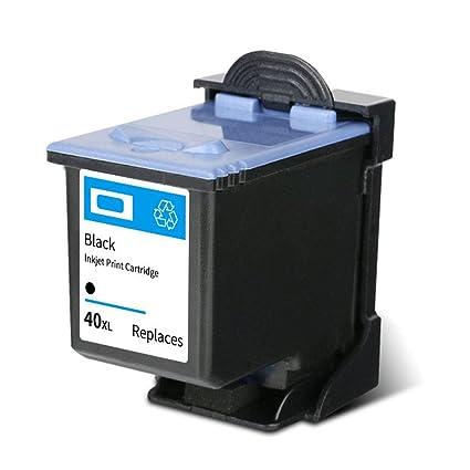 Cartucho de tinta negra M40XL, EP, gran capacidad, para impresora ...
