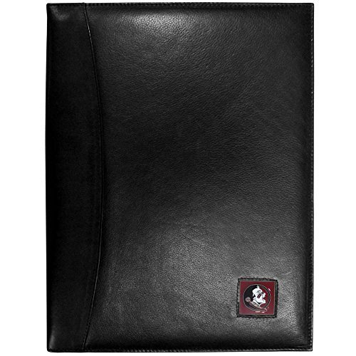 College Leather Portfolio - Florida St. by Siskiyou