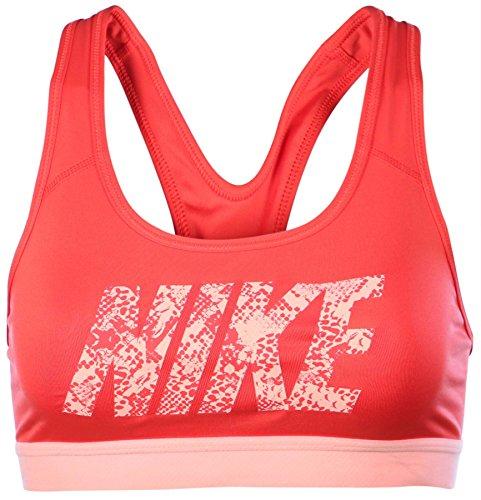 Femme gorge Pro Classic Light Soutien Logo Crimson Nike z6FxX