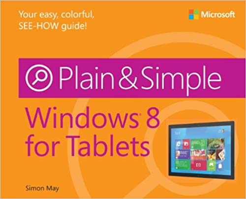 Windows 8 For Tablets Plain & Simple Download