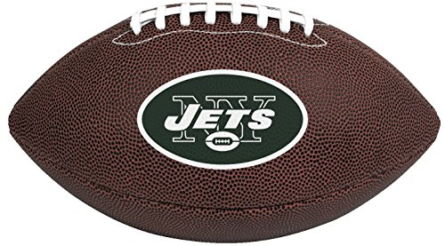 Rawlings Official NFL Air It Out Gametime Football, Youth Size, New York Jets