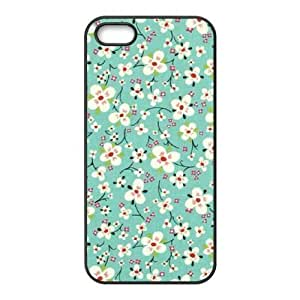Cool Painting Retro Floral Series New Fashion DIY Phone Case for Iphone 5,5S,customized cover case case598573