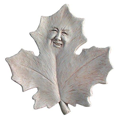Mabel Leaf Wall Plaque