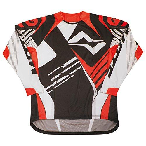 Mots mt2105 X LR Trial Rider maglietta, rosso, taglia XL Moting Parts s.l. MT2105XLR