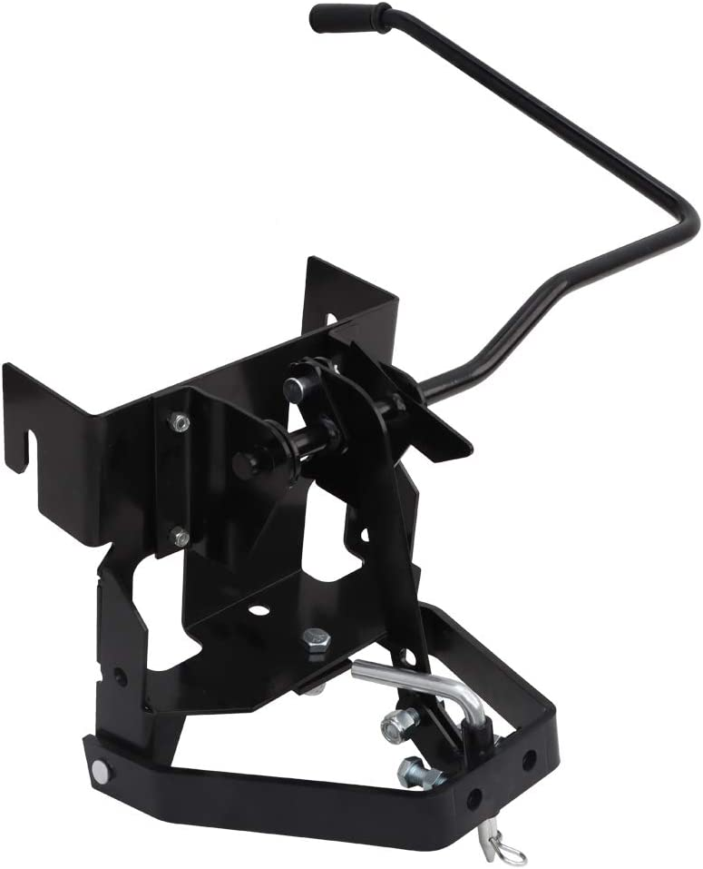 ELITEWILL Garden Tractor Sleeve Hitch Attachment Rear-Mounted Fit for Husqvarna 585607901 Craftsman Tractors with 22