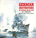 German Destroyers of World War Two, M. J. Whitley, 1557503028