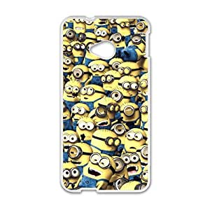Happy Minions Para Dibujar Cell Phone Case for HTC One M7