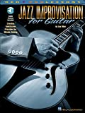Jazz Improvisation Guitar REH Pro Lessons Series Bk/Online Audio
