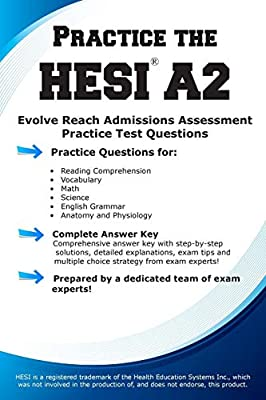 Practice the Hesi A2!: Practice Test Questions for HESI Exam