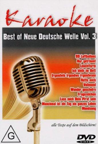 (Best of Neue Deutsche Welle Vol. 3-Karaoke Dvd [DVD AUDIO])