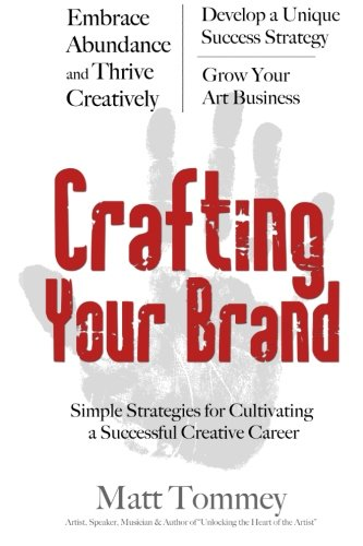 Crafting Your Brand: Simple Strategies for Cultivating a Successful Creative Career