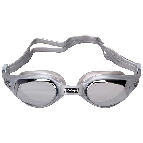 9676dd1a7d073 Óculos de Natação Tempest Mirror Prata espelhado - Speedo  Amazon ...