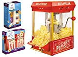 Nostalgia KPM200BUN Vintage Collection 2.5-Ounce Kettle Popcorn...