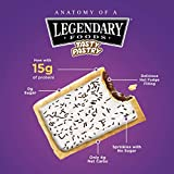 Legendary Foods Tasty Pastry Toaster Pastries