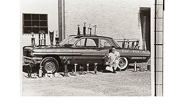 Amazon com: 1962 Pontiac Catalina Gay 421 Drag Race Factory