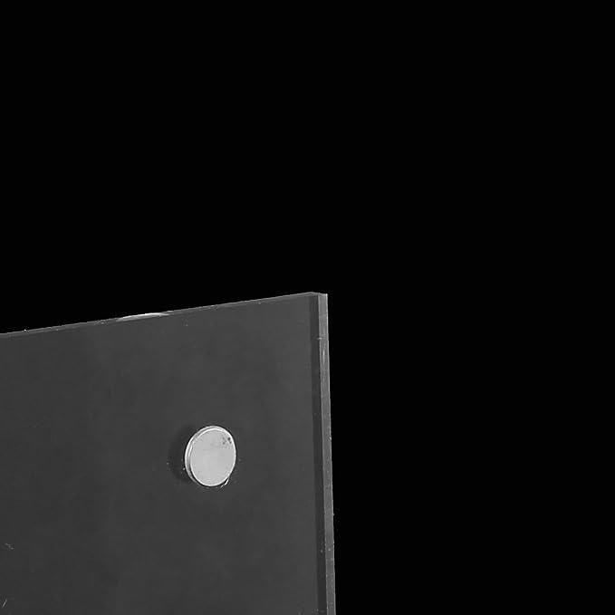 Amazon.com: eDealMax 2pcs fuerte magnetismo Horizontal Publicidad Tarjeta de etiqueta del soporte de exhibición Holder Precio menú 21x14.8cm: Kitchen & ...