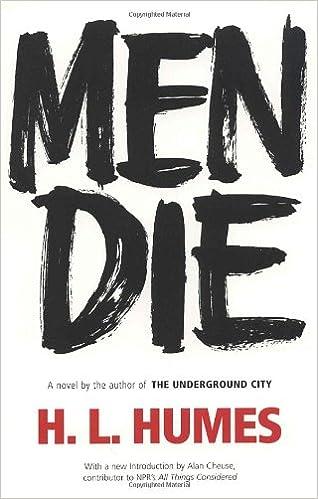 Book Men Die