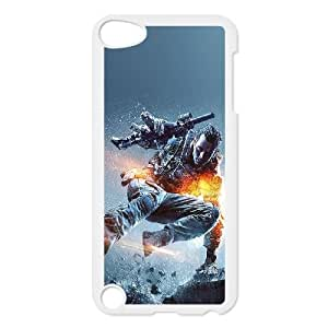iPod Touch 5 Case White Battlefield Jump Game BNY_6954177