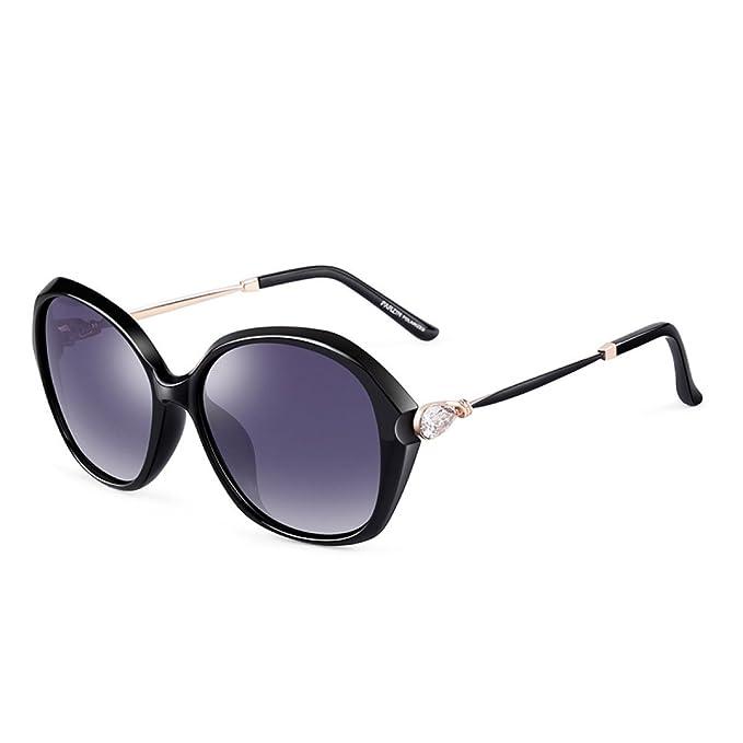 LQQAZY Modelos De Diamantes De Imitación Brillantes Gafas De ...
