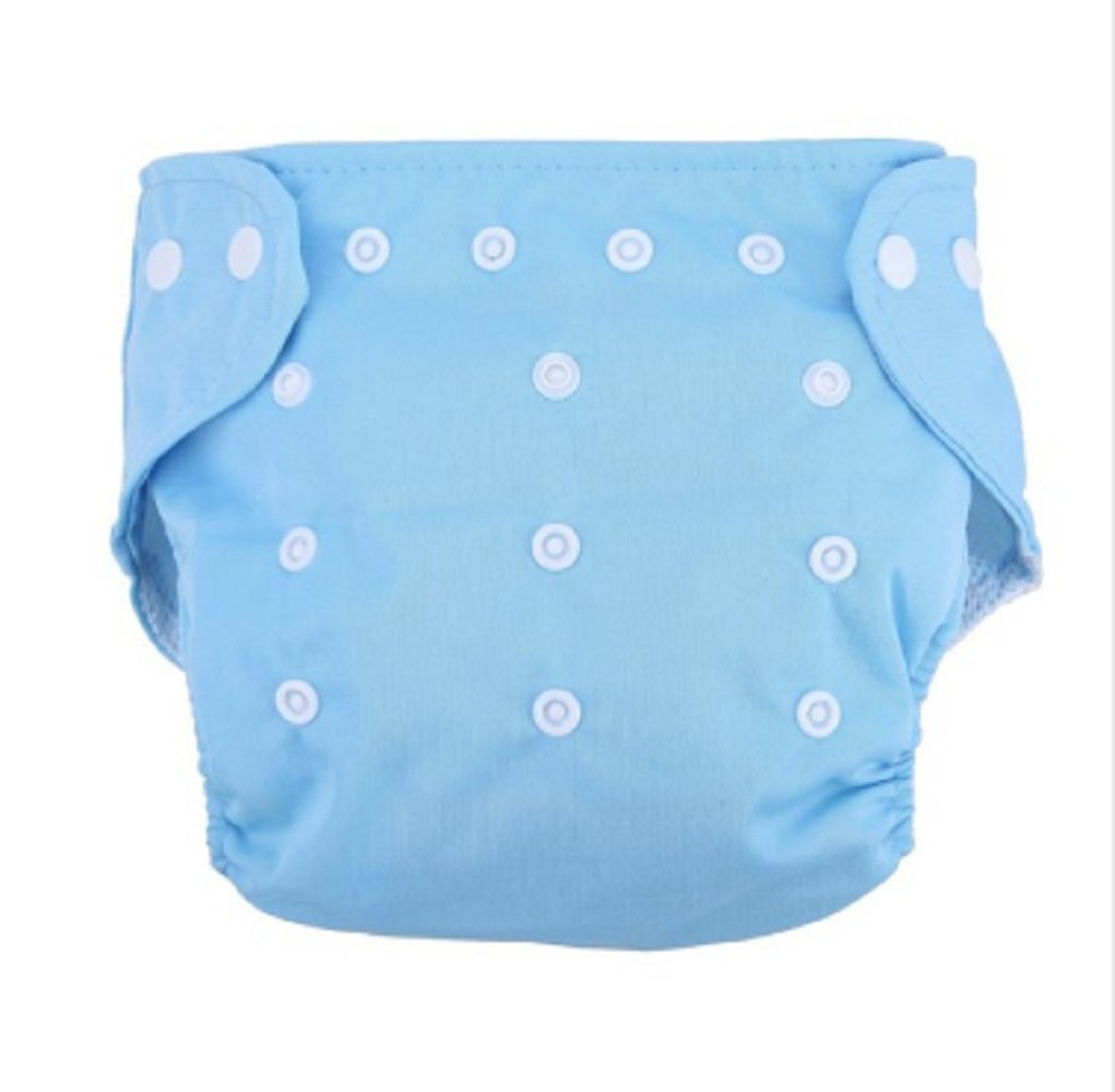 1PC Newborn Baby Reusable Washabl Diapers Pants Nappies Cloth Children Baby Cotton Training Pants Panties Nappy Changing (#6)