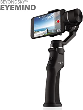 Estabilizador gimbal para cámara de mano, 3 ejes, para smartphone ...