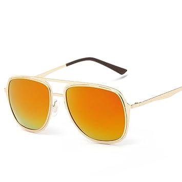 YANKAN Gafas de Sol de Conducción de Los Hombres-Gafas Polarizadas Retro Gafas de Golf