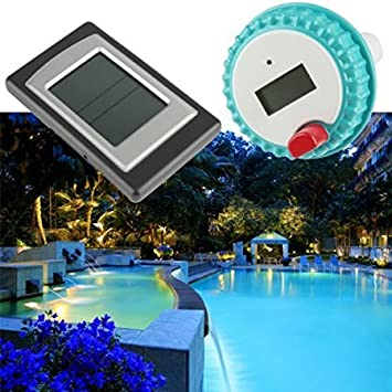 300 m inalámbrico profesional Digital piscina SPA termómetro ...